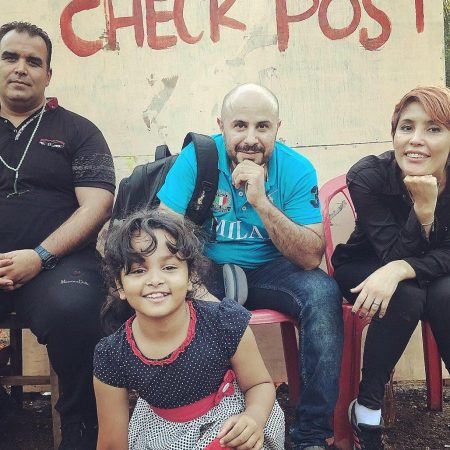 THE CHECK POST (bts), crew and cast, Bubaneshvar,India.